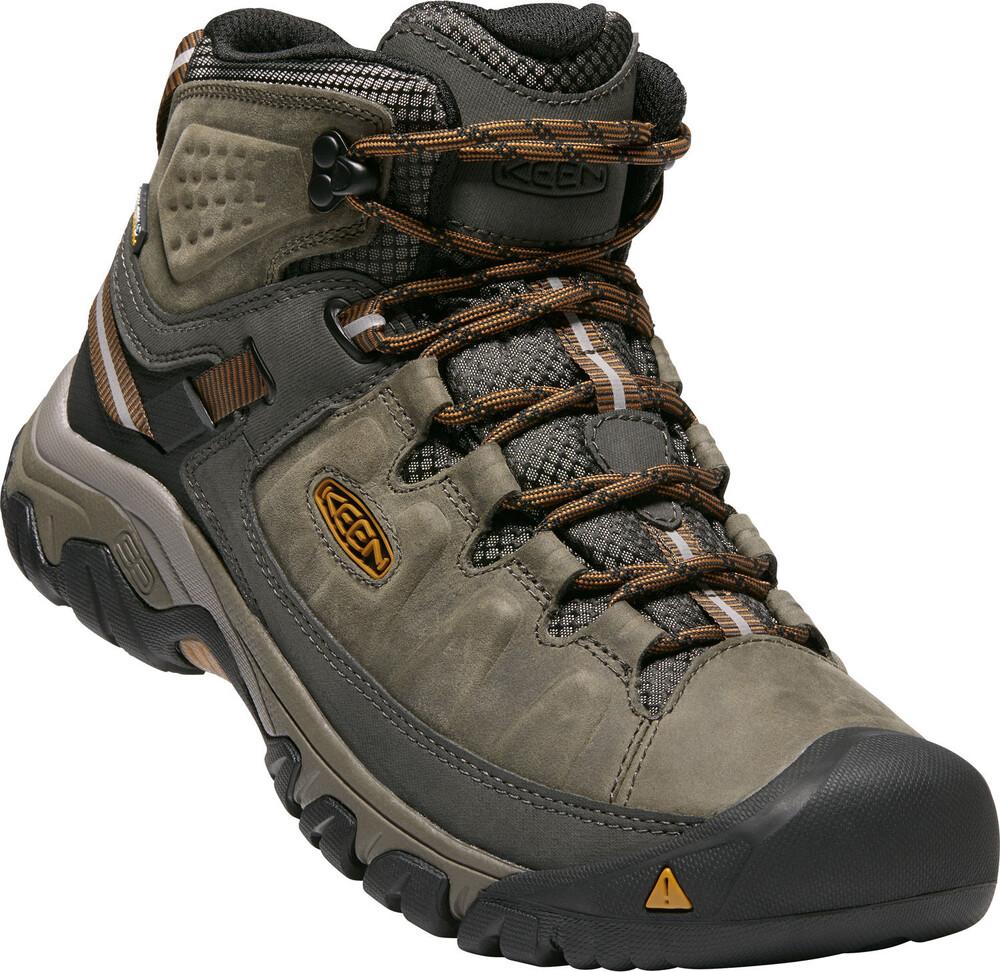 Désireux Mi Trekking Wp & Chaussure De Randonnée, Les Hommes - Brun - 45 Eu